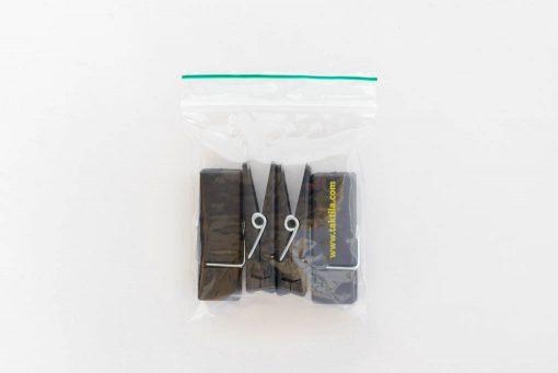 Knijpers per 4 verpakt