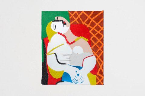 Replica van Picasso, Le reve