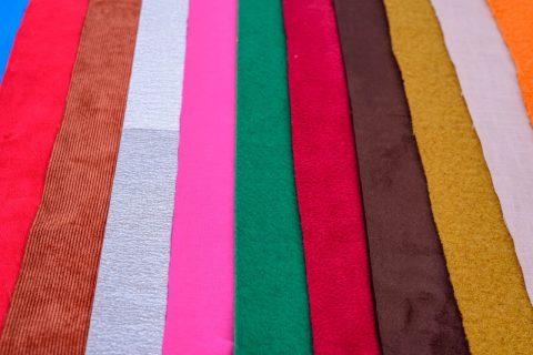Pakket Taktila kleurstalen groot